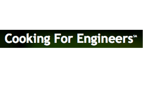 Cooking For Engineers: Step by Step Recipes and Food for the Analytically Minded