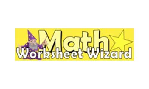 Math Worksheet Wizard: Make Math Worksheets!