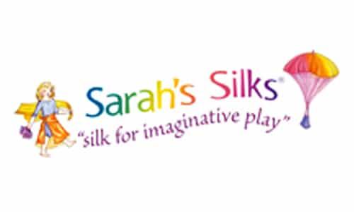 Sarah's Silks: Silks for Imaginative Play, Canopies, Dress up