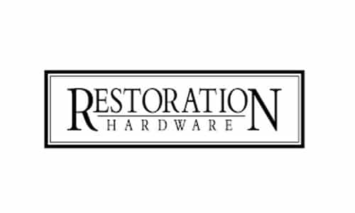 Restoration Hardware: is a curator of design, taste and style in the luxury lifestyle market