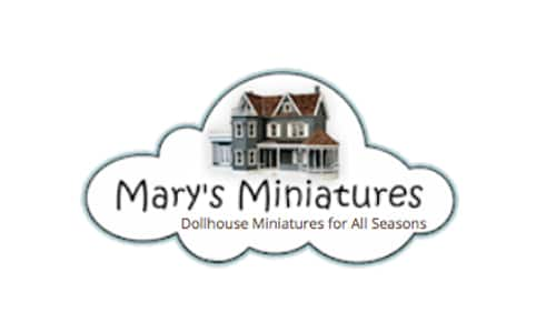 Mary's Dollhouse Miniatures - Furniture, Accessories & More