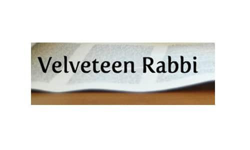 Velveteen Rabbi