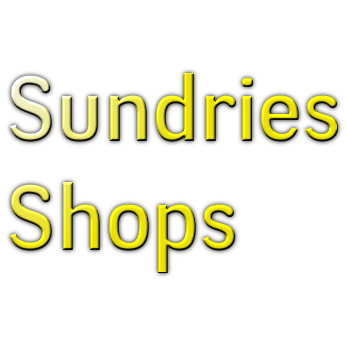 Sundries Shops, Unique Stores, Bizarre Gifts, Novelty Gifts, Classic Products