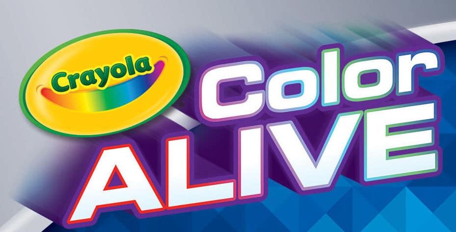 Crayola Color Alive: Toy Shops - LinkQueen.com