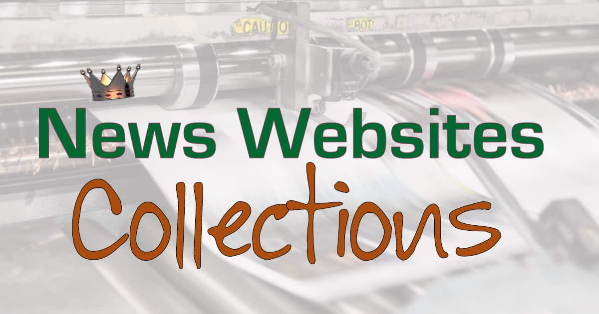 News Websites Collections on LinkQueen.com