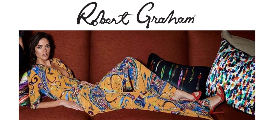 Robert Graham: Designer Clothes on LinkQueen.com