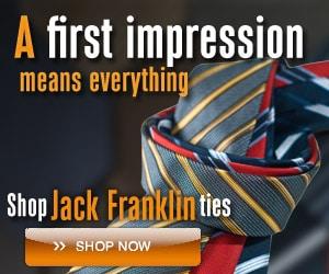 Jack Franklin - Men's Ties