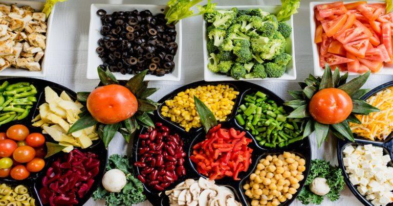 Vegan Food Market on https://linkqueen.com