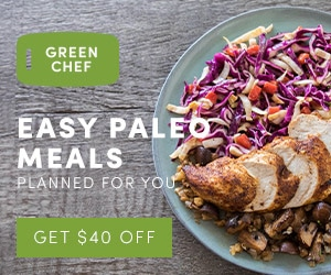 Green Chef: Paleo Meals - Food Delivery Companies on https://linkqueen.com