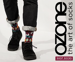 Ozone Socks Stores - LinkQueen.com