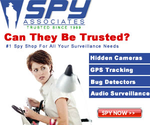 Spy Associates: Tech Gadgets