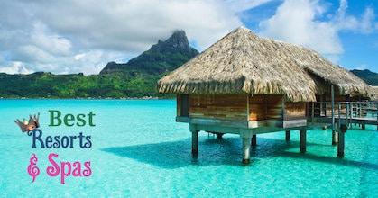 Resorts Spas: websites on LinkQueen.com
