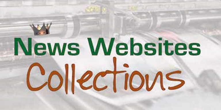 Best News Websites Collections are on LinkQueen.com