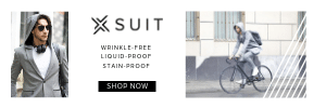 X Suit: Wrinkle free Suits on Link Queen