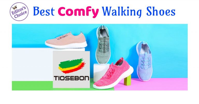 Tiosebon Best Walking Shoes Banner