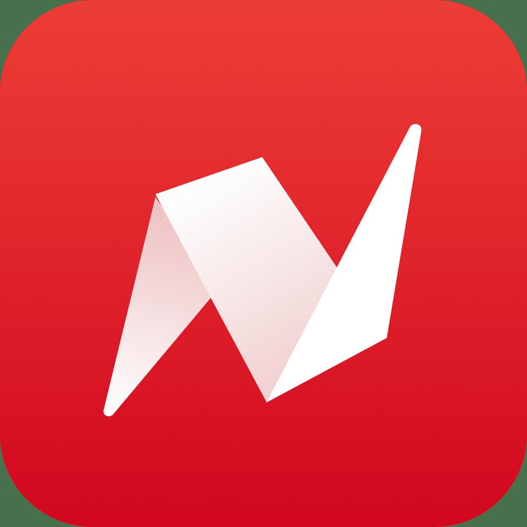 News Break App Logo
