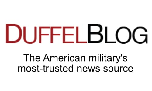 Duffel Blog — The American military's most-trusted news source