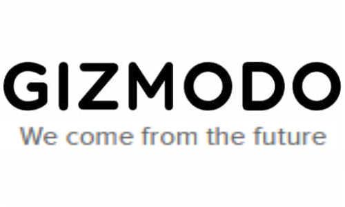 Gizmodo: We come from the future